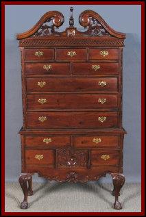 Georgian Period Chippendale Furniture Design Georgian Era Antique Newsletter